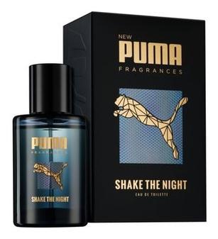Puma Shake The Night: туалетная вода 50мл костюм спортивный puma puma pu053ebegdc3