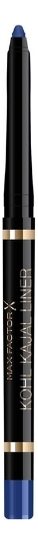 Автоматический карандаш для глаз Kohl Kajal Eyeliner Pencil: 002 Azure max factor карандаш для глаз kohl pencil оттенок 060 ice blue
