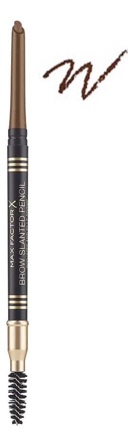 Купить Автоматический карандаш для бровей Brow Slanted Pencil 3, 6г: 02 Soft brown, Max Factor
