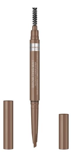 Автоматический карандаш для бровей Brow This Way Fill&Sculpt: No 001 автоматический карандаш для бровей brow artist skinny definer 5г no 101
