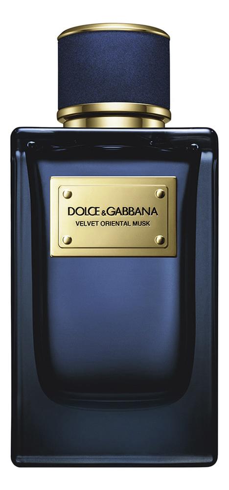 Dolce Gabbana (D&G) Velvet Oriental Musk: парфюмерная вода 50мл