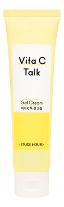 Купить Крем-гель для лица с витамином С Vita C-Talk Gel Cream 60мл, Etude House