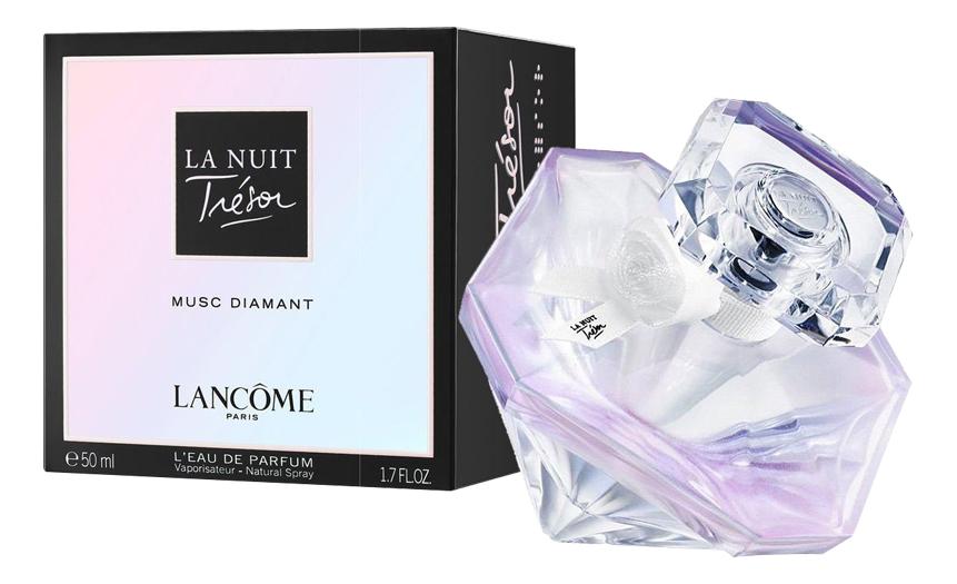 Фото - La Nuit Tresor Musc Diamant: парфюмерная вода 50мл tresor in love парфюмерная вода 50мл тестер