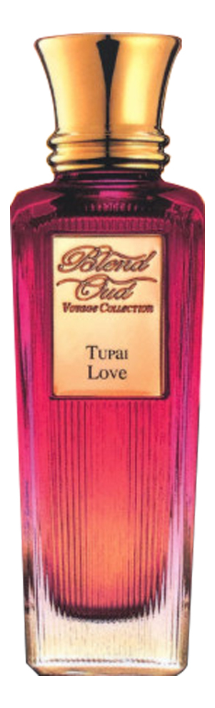 Tupai Love: парфюмерная вода 75мл gourmandises парфюмерная вода 75мл