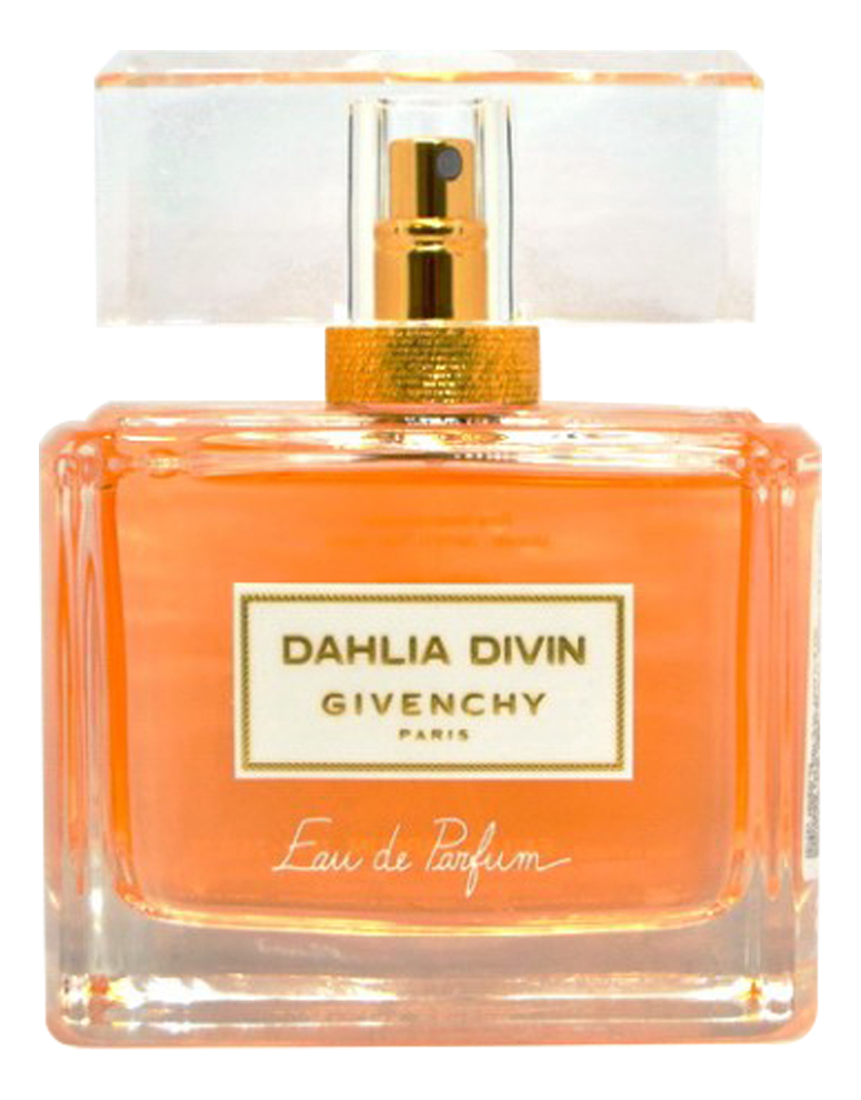 Givenchy Dahlia Divin : парфюмерная вода 50мл тестер
