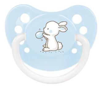 Купить Пустышка анатомическая силиконовая Little cuties (0-6 мес, в ассортименте), Canpol Babies