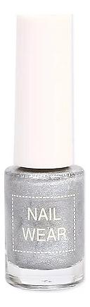 Лак для ногтей Nail Wear 7мл: 38 Silver Dia недорого