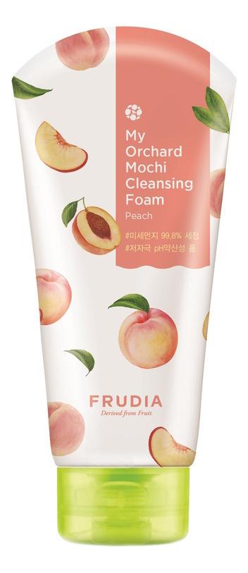 Купить Очищающая пенка для лица My Orchard Peach Mochi Cleansing Foam: Пенка 120мл, Frudia