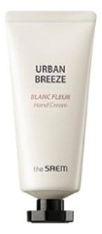 Крем для рук Urban Breeze Hand Cream Blanc Fleur 50мл (цветочный аромат) mac lip duo набор для макияжа губ persistence spice