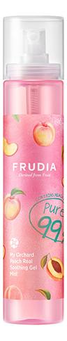 Увлажняющий гель-мист для лица с экстрактом персика My Orchard Peach Real Soothing Gel Mist 125мл