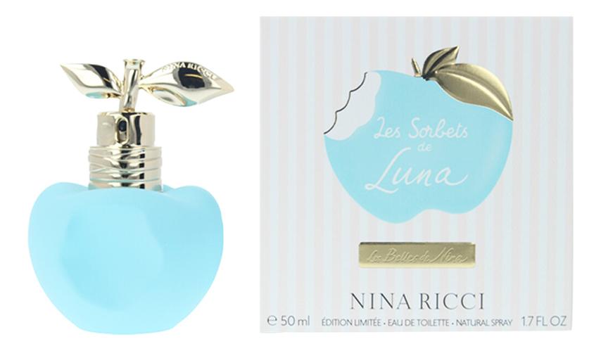 Les Belles De Nina Les Sorbets De Luna: туалетная вода 50мл недорого