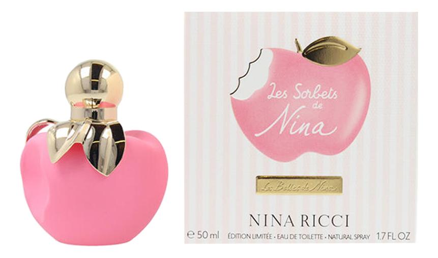 Les Belles De Nina Les Sorbets De Nina: туалетная вода 50мл