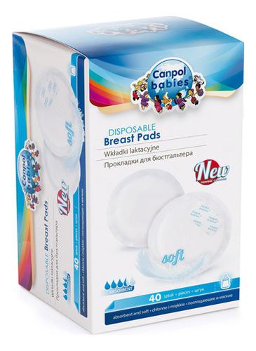 цена на Вкладыши для бюстгальтера с клейкой полоской Breast Pads 40шт