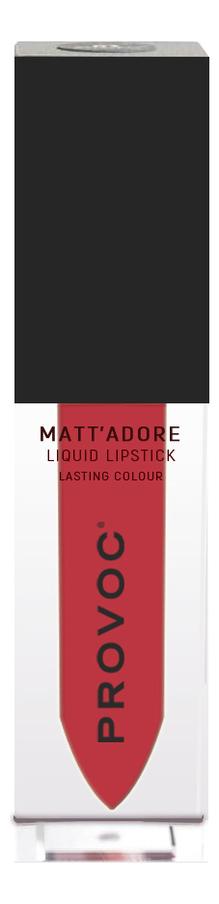 Жидкая матовая помада для губ Mattadore Liquid Lipstick 4,5г: 15 Growth