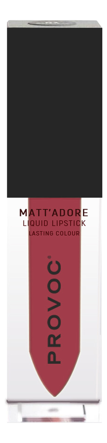 Жидкая матовая помада для губ Mattadore Liquid Lipstick 4,5г: 16 Focus недорого