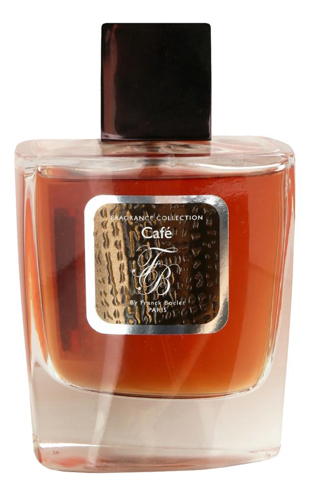 Купить Cafe: парфюмерная вода 2мл, Franck Boclet