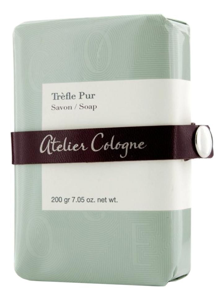 Atelier Cologne Trefle Pur: мыло 200г мыло atelier cologne atelier cologne at013lugn840