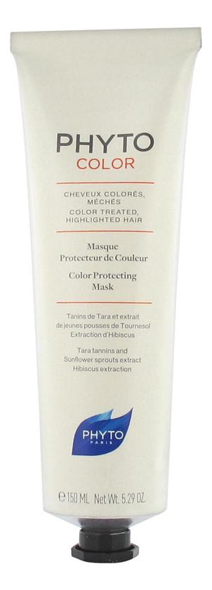 Маска для волос Phyto Color Masque Protecteure De Coloreur 150мл phyto color 6