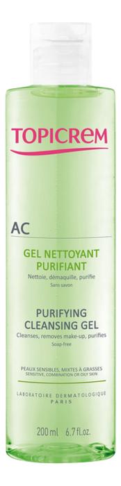 Очищающий и оздоравливающий гель для лица Gel Nettoyant Purifiant 200мл фото