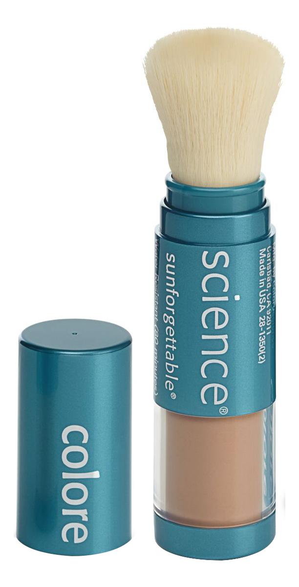 Купить Рассыпчатая минеральная пудра Sunforgettable Mineral Suscreen SPF30 6г: Almost Clear (светлый загара), Colorescience