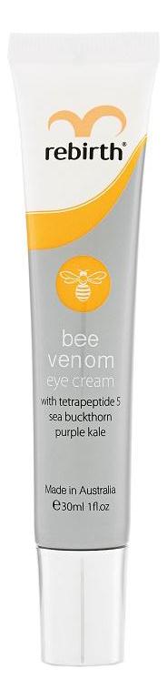 Крем против морщин вокруг глаз на основе пчелиного яда Bee Venom Eye Cream 30мл