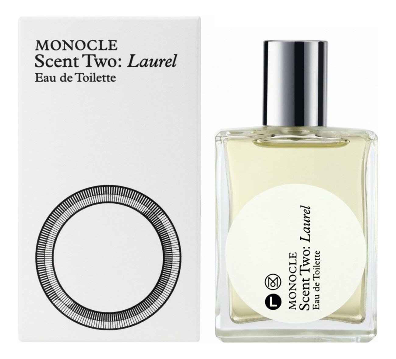 Купить Monocle Scent Two: Laurel: туалетная вода 50мл, Comme des Garcons