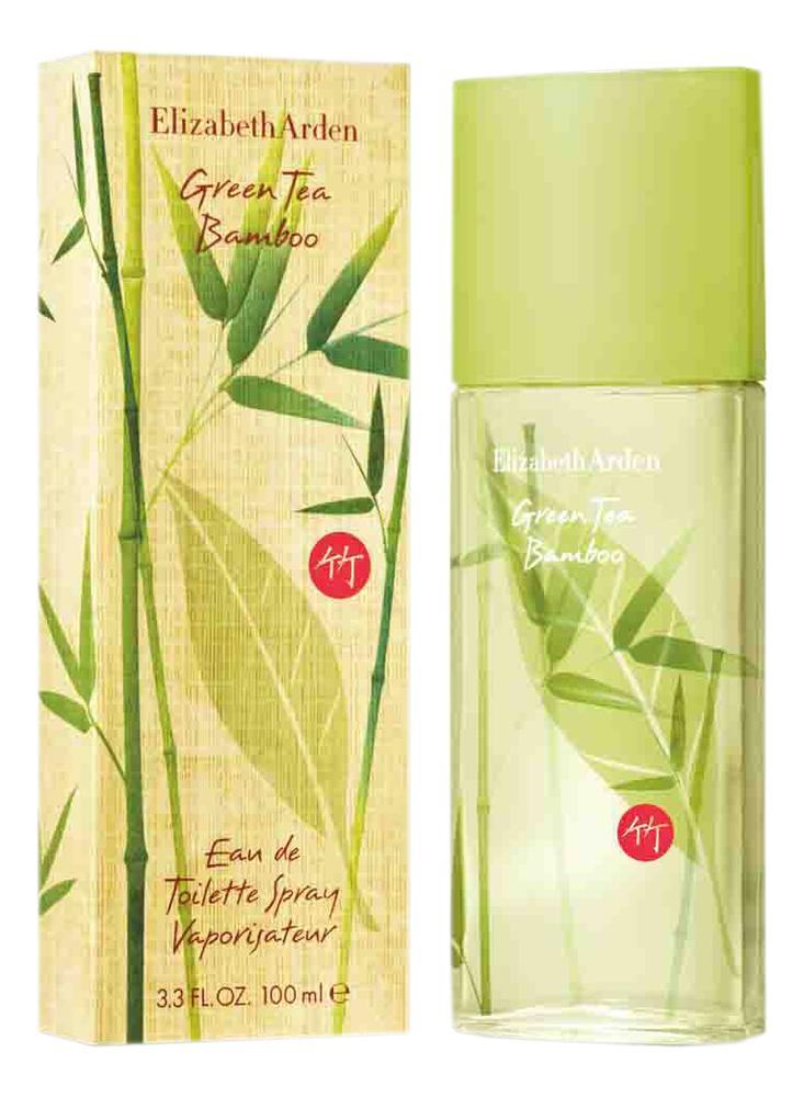 Green Tea Bamboo: туалетная вода 100мл недорого