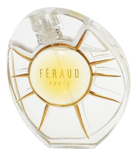 Feraud Women: парфюмерная вода 75мл тестер louis feraud matador