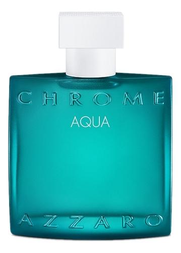 Azzaro Chrome Aqua: туалетная вода 100мл тестер недорого