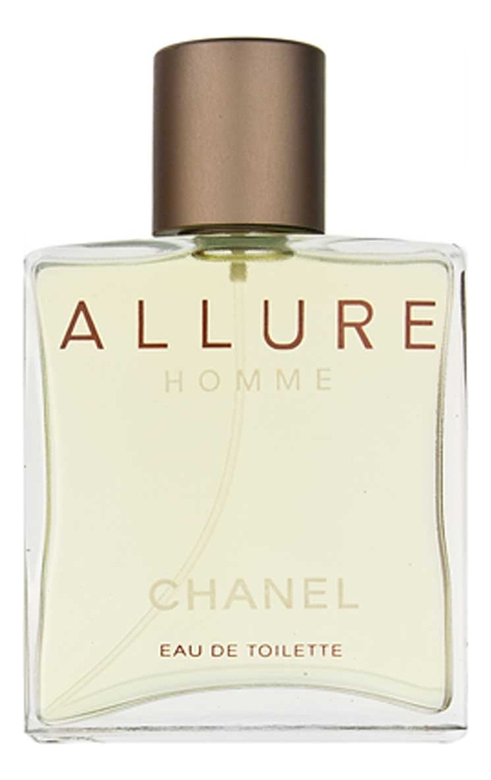 Chanel Allure Homme: туалетная вода 1,5мл chanel allure духи 7 5мл
