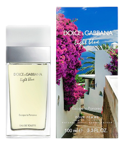 цена на Dolce Gabbana (D&G) Light Blue Escape to Panarea: туалетная вода 100мл