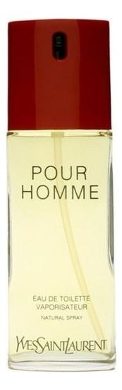 YSL Pour Homme: туалетная вода 100мл тестер ysl in love again туалетная вода 100мл
