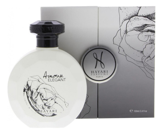 Hayari Parfums Amour Elegant: парфюмерная вода 100мл ragheb alama notes d amour парфюмерная вода 100мл