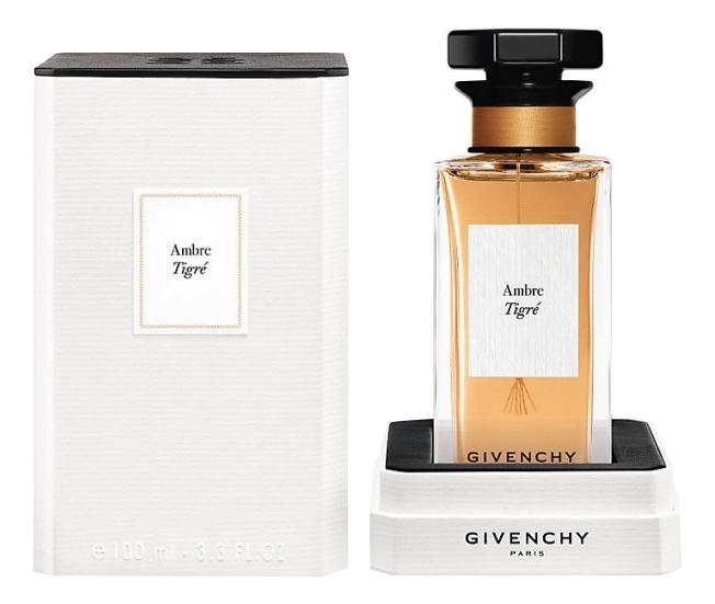 Фото - Givenchy Ambre Tigre: парфюмерная вода 100мл givenchy ambre tigre парфюмерная вода 100мл