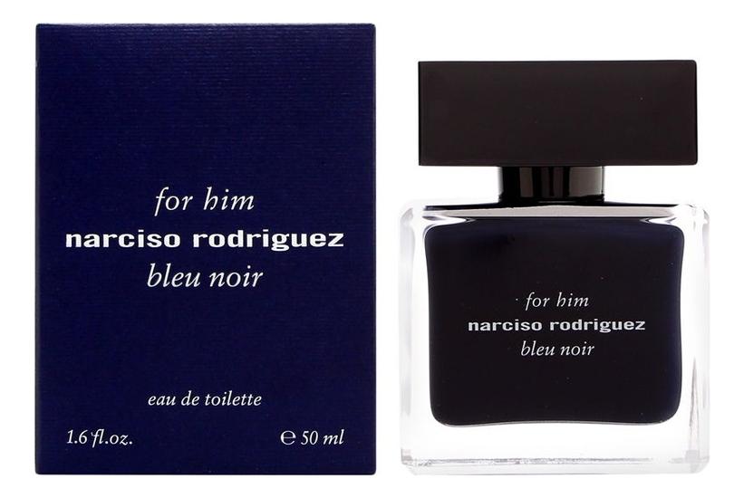 Фото - Bleu Noir For Him: туалетная вода 50мл bleu духи 50мл