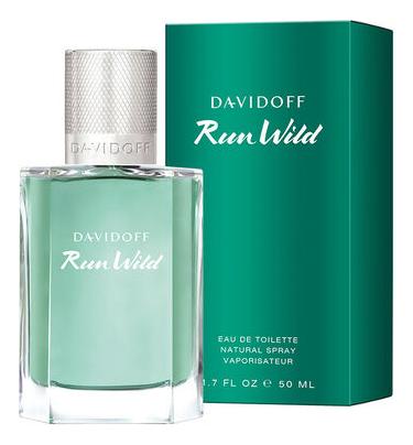 Davidoff Run Wild: туалетная вода 50мл