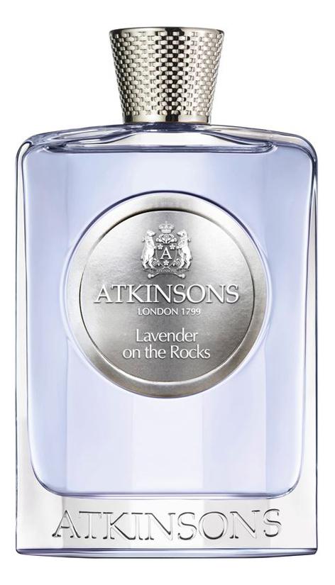 Купить Lavender On The Rocks: парфюмерная вода 2мл, Atkinsons