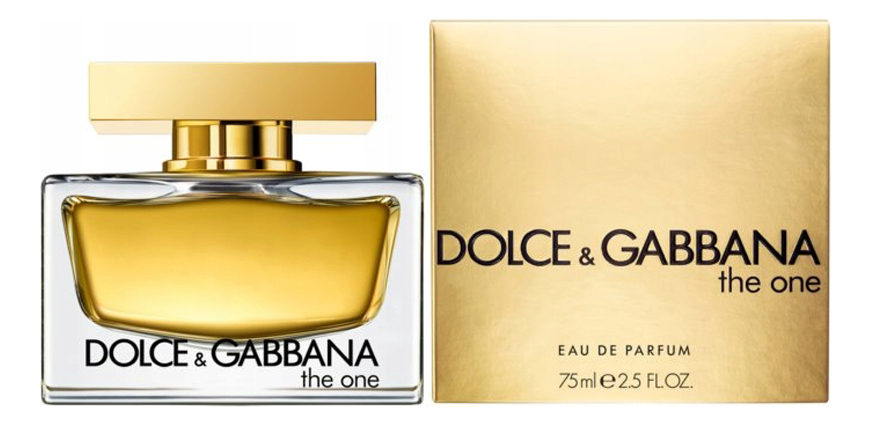 Фото - Dolce Gabbana (D&G) The One for Woman: парфюмерная вода 75мл dolce and gabbana by dolce woman
