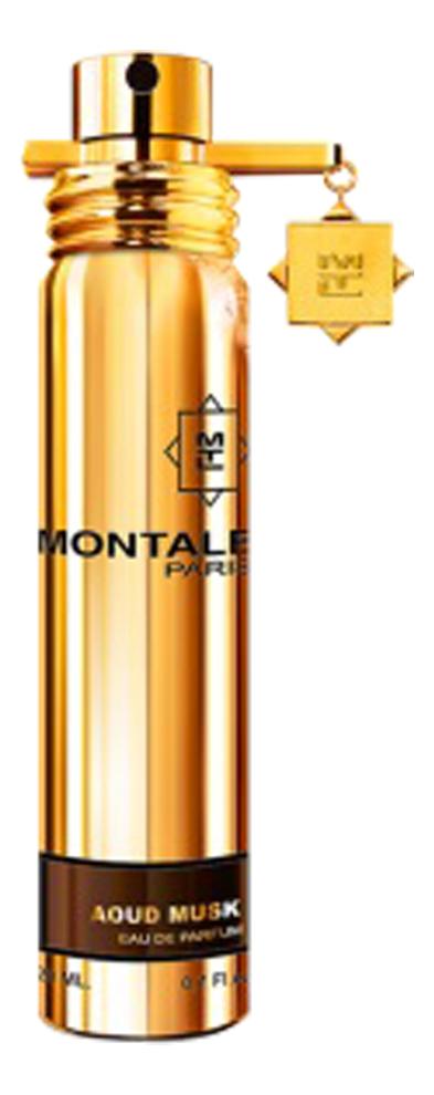 Купить Aoud Musk: парфюмерная вода 20мл, Montale