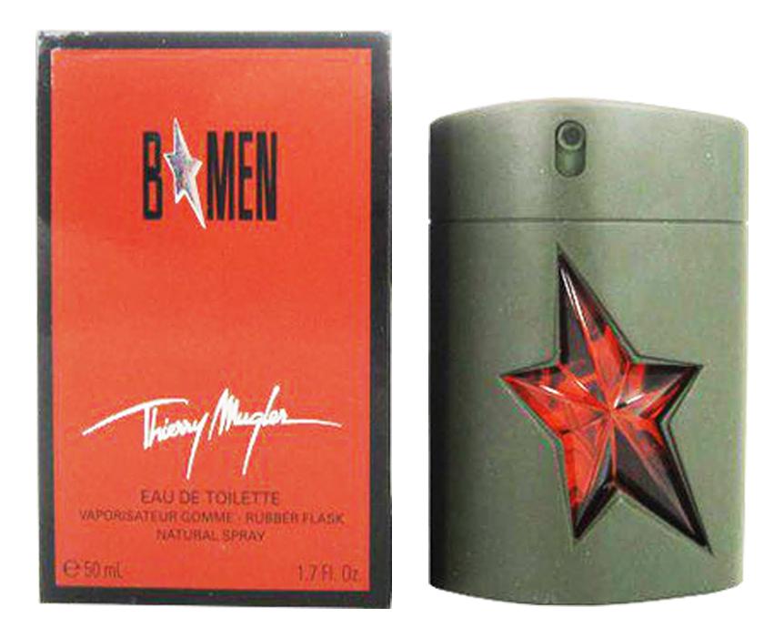 Купить B'Men: туалетная вода 50мл, Mugler