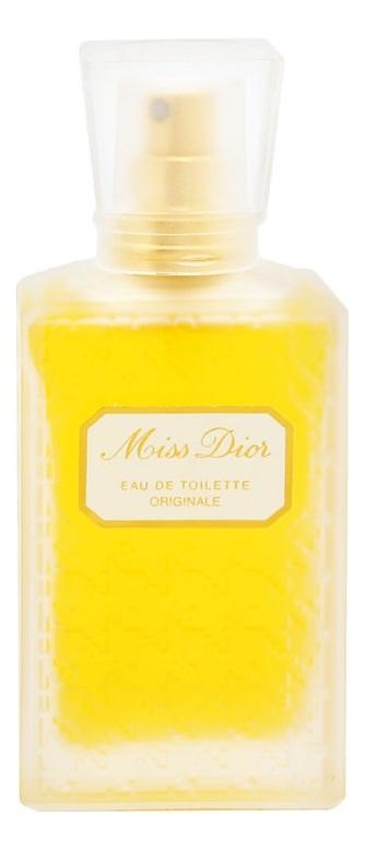 Christian Dior Miss Dior Originale: туалетная вода 50мл тестер christian dior fahrenheit absolute туалетная вода тестер 100 мл