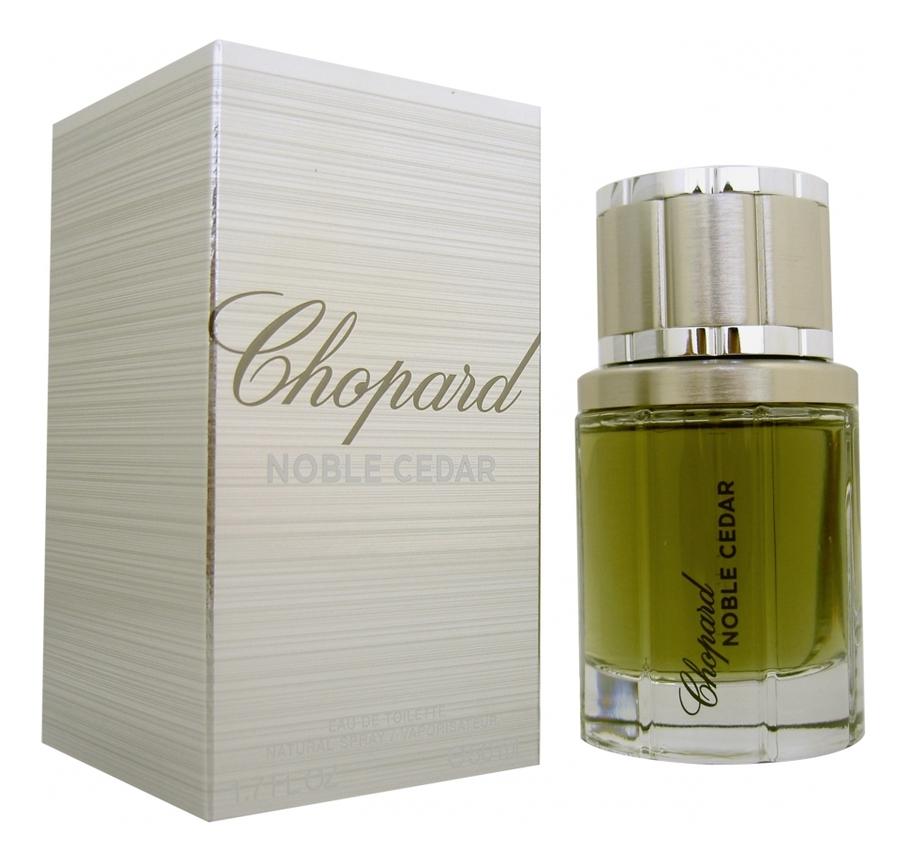 Chopard Noble Cedar: туалетная вода 50мл