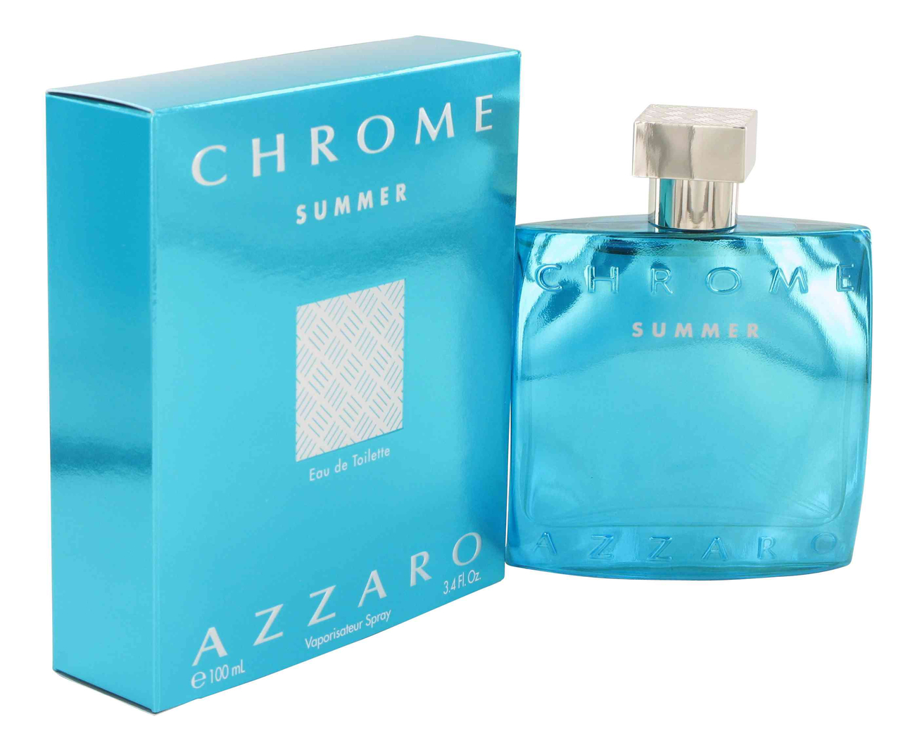Фото - Chrome Summer Pour Homme: туалетная вода 100мл туалетная вода azzaro azzaro pour homme amber fever 100 мл