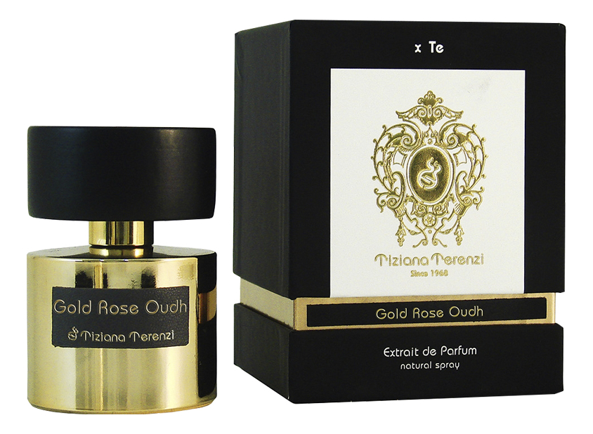 Купить Gold Rose Oudh: духи 100мл, Tiziana Terenzi