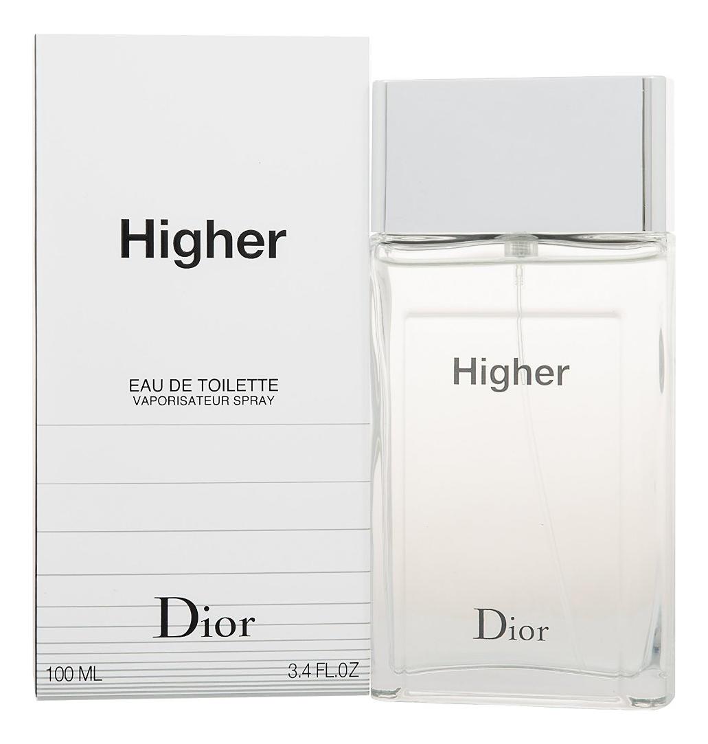 Купить Christian Dior Higher: туалетная вода 100мл