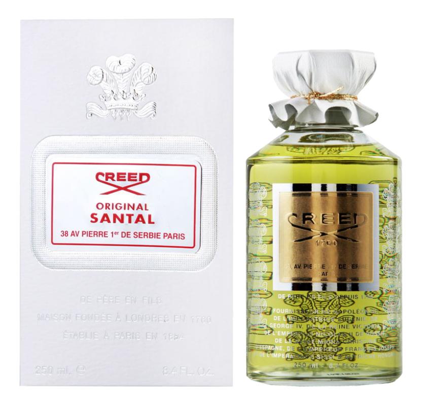 Creed Original Santal: парфюмерная вода 250мл (без спрея) creed original santal парфюмерная вода 100мл