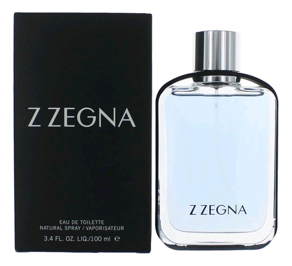 цена на Ermenegildo Zegna Z Zegna: туалетная вода 100мл