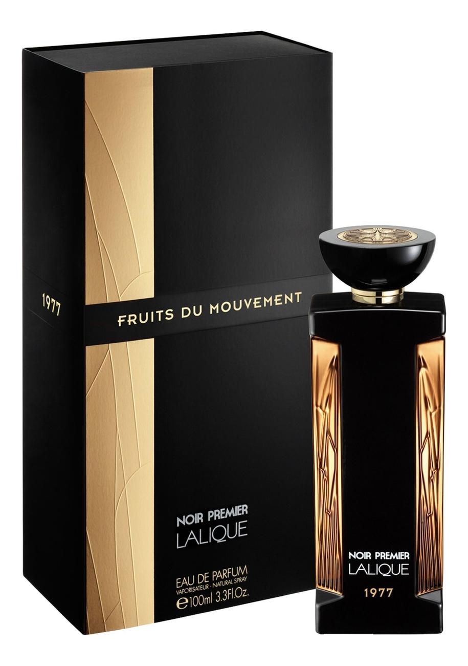 Купить Fruits Du Movement (1977): парфюмерная вода 100мл, Lalique