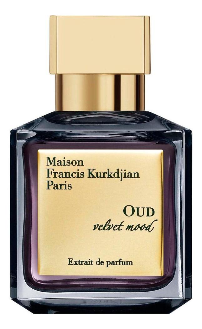 Francis Kurkdjian Oud Velvet Mood: духи 70мл тестер francis kurkdjian oud silk mood духи 70мл