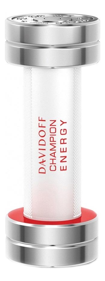 Davidoff Champion Energy: туалетная вода 90мл тестер